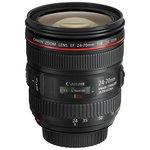 more details on Canon EF 24-70mm f/4L IS USM Lens.