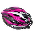 more details on Coyote Large Adult Bike Helmet 58-61cm - Pink.