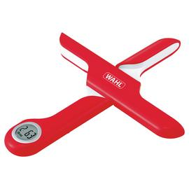 Wahl Folding Digital Scales - Red.