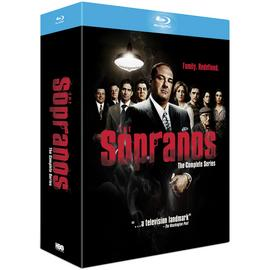 The Sopranos Complete Collection Blu-ray Box Set
