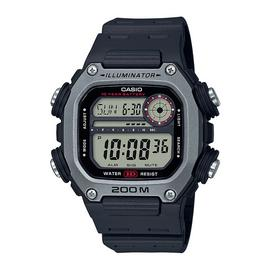 Casio Men's Black Resin Strap Watch