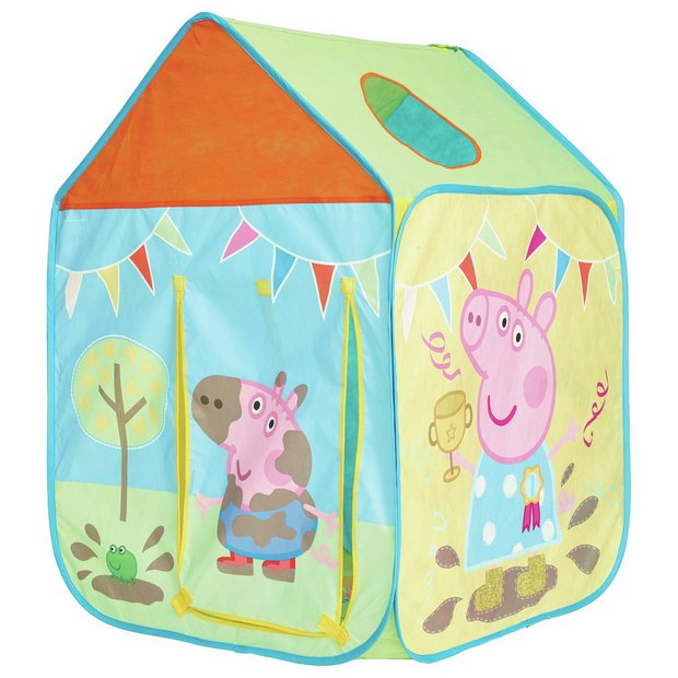 Buy Peppa Pig Wendy House Play Tent Play Tents Argos