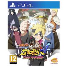 Naruto Shippuden UNS4: Road to Boruto Expansion PS4 Game