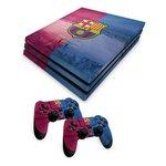 more details on Barcelona FC PS4 Pro Skin Bundle.