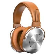 Pioneer SE-MS7BT On-Ear Wireless Headphones - Tan