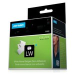 more details on DYMO LabelWriter Shipping/Name Badge Labels - White.