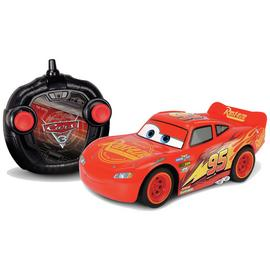 Cars 3 Lightning McQueen RC Turbo Racer Car 1:24