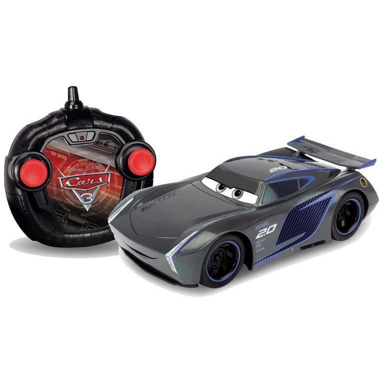 Rc Track Cars >> Buy Cars 3 Jackson Storm RC Car 1:24 at Argos.co.uk - Your Online Shop for Radio controlled cars ...