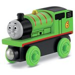 more details on Thomas & Friends Wooden Railway Percy.