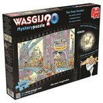 more details on Wasgij Mystery 8 The Final Hurdle Jigsaw.