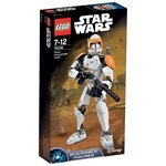 more details on LEGO Star Wars Clone Commander Cody - 75108.