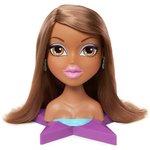 more details on Bratz Styling Head Doll - Yasmin.