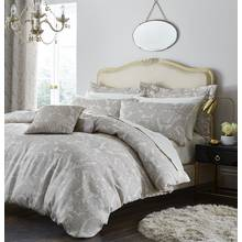 Catherine Lansfield Opulent Champagne Bedding Set - Double