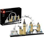 more details on LEGO Architecture London - 21034.