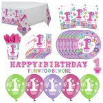more details on Birthday Girls 1st Sweet Birthday Party Pack.