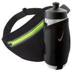 more details on Nike Lean Hydration Waistpack - Black/Volt.