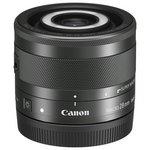 more details on Canon EF-M 28mm f/3.5 Macro IS STM Lens.