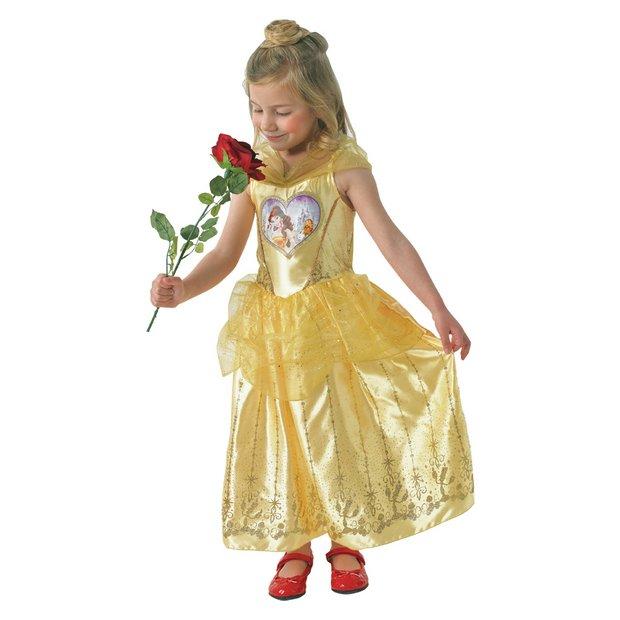 Buy Loveheart Belle Dress Up Costume Medium At Argos Co