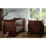 more details on Obaby Stamford 2 Piece Room Set - Walnut.