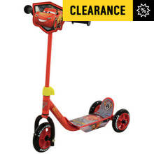 Disney Cars 3 Lightening McQueen Tri-Scooter