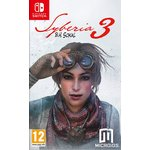 more details on Syberia 3 Nintendo Switch Pre-Order Game