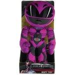 more details on Power Rangers Pink Large Plush.