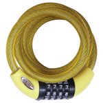 more details on Squire 180mm x 10mm 216 Cable Combi - Yellow.