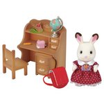 more details on Sylvanian Families Chocolate Rabbit Sister Set.