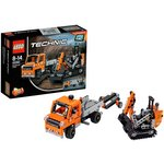 more details on LEGO City Roadwork Crew - 42060.