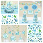 more details on Baby Shower Welcome Baby Boy Party Pack.