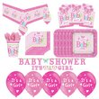 more details on Baby Shower Welcome Girl's Party Pack.