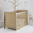 more details on Obaby Stamford Cot Bed - Iced Coffee.