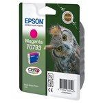 more details on Epson T0793 Owl Standard Ink Cartridge - Magenta.