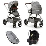 more details on Baby Elegance Cupla Duo Grey Travel System.