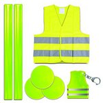 more details on Style-A-Ride Reflective Safety Set