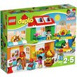 more details on LEGO DUPLO Town Square - 10836.