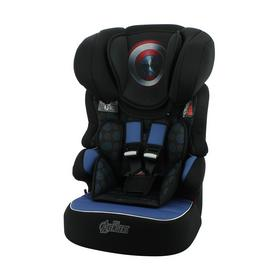 Avengers Captain America Beline SP Luxe Group 1/2/3 Car Seat