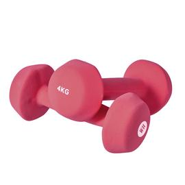 Women's Health Neoprene Dumbbell Set - 2 x 4kg