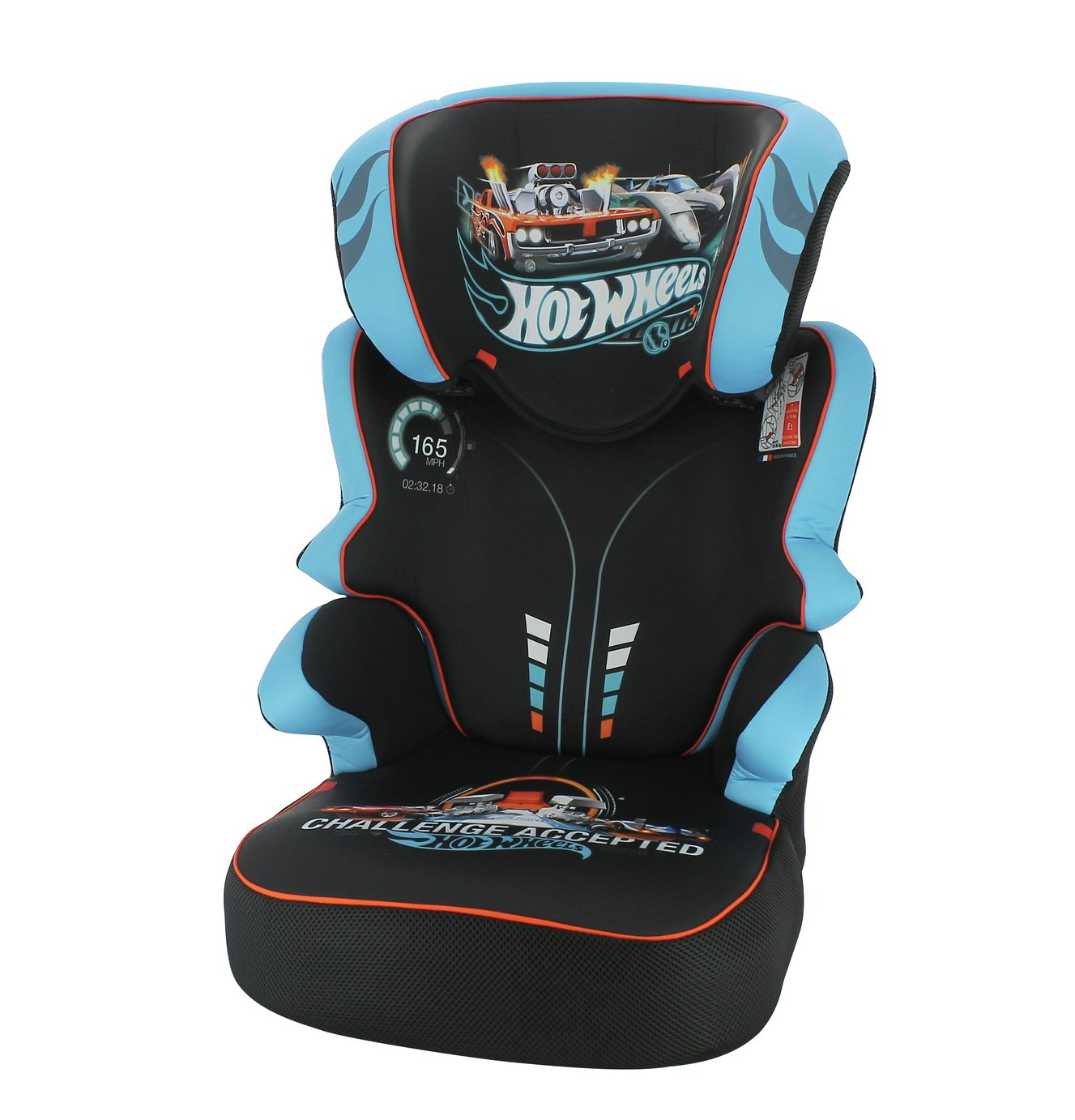 high back booster seat argos
