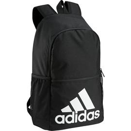 Adidas Crest 19.87L Backpack - Black  and White