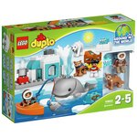 more details on LEGO DUPLO Arctic - 10803.