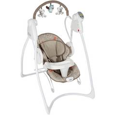 Graco Swing 'n' Bounce Woodland Baby Swings