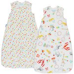 more details on The Gro Company Roll Up Wash & Wear 0-6 Months Grobag 2 Pack