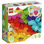 more details on LEGO DUPLO My First Bricks - 10848.