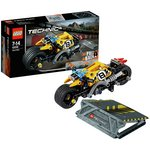 more details on LEGO Technic Stunt Bike - 42058.