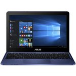 more details on ASUS Vivobook E200 11.6 Inch Atom 2GB 32GB Laptop - Blue.