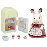 more details on Sylvanian Families Chocolate Rabbit Mother Set.