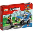 more details on LEGO Juniors Police Truck Chase - 10735.