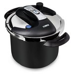more details on Tower 6 Litre One Touch Coated Pressure Cooker.