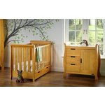 more details on Obaby Stamford Mini 3 Piece Room Set - Country Pine.